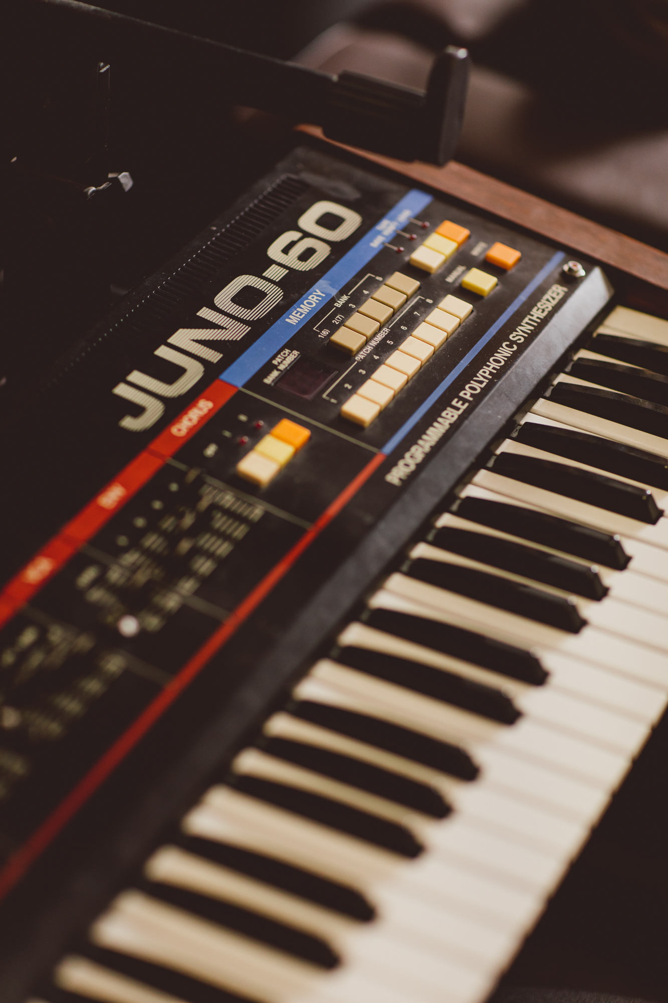 Juno 60 Synthesiser